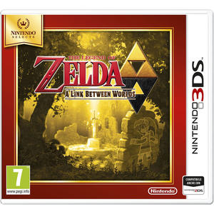 THE LEGEND OF ZELDA - A Link Between Worlds SELECT - 3DS - MediaWorld.it