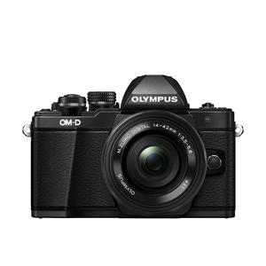 OLYMPUS E-M10 MARK II + 14-42N Black - thumb - MediaWorld.it