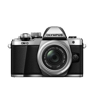 OLYMPUS E-M10 MARK II + 14-42S Silver - MediaWorld.it