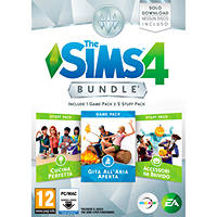 Giochi PC THE SIMS 4 BUNDLE - PC su Mediaworld.it