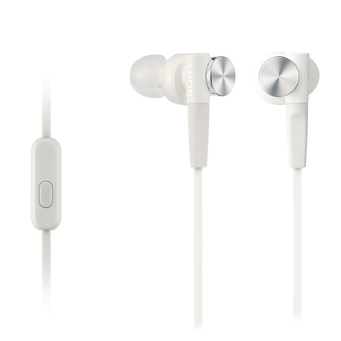 SONY MDRXB50APW White - thumb - MediaWorld.it