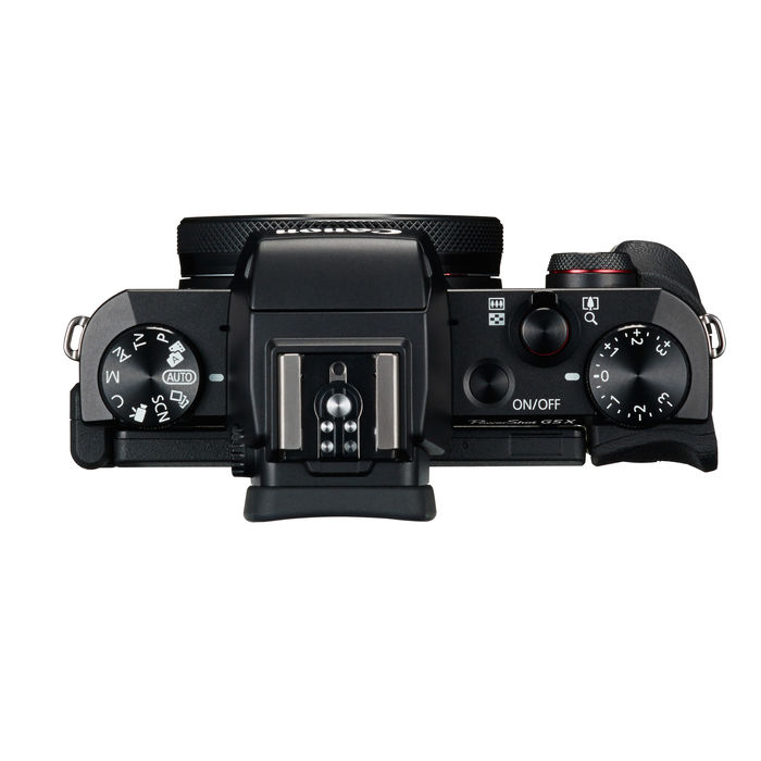 CANON POWERSHOT G5X BLACK - thumb - MediaWorld.it