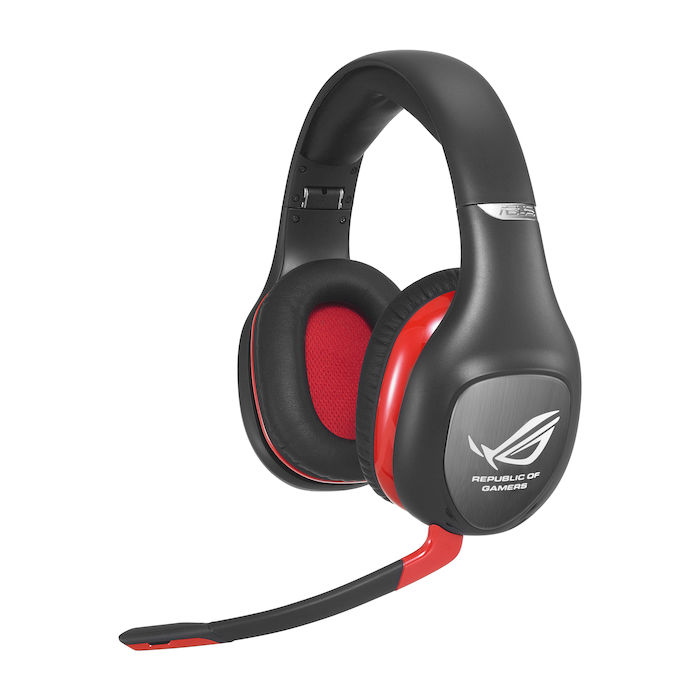 ASUS Vulcan Pro cuffie - black/red - PRMG GRADING KOBN - SCONTO 22,50% - thumb - MediaWorld.it