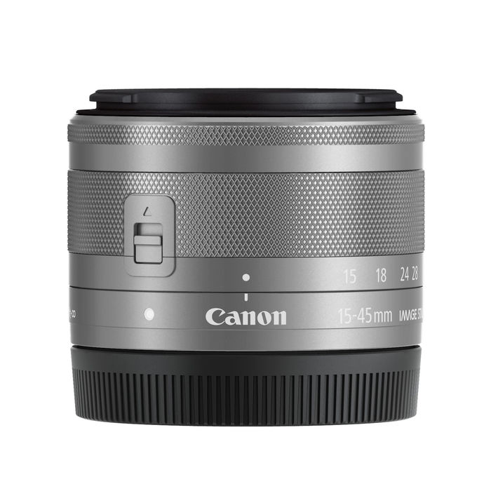 CANON EF-M 15-45MM F/3.5-6.3 IS - thumb - MediaWorld.it