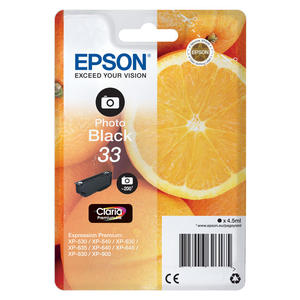 EPSON Photo Black 33 - thumb - MediaWorld.it