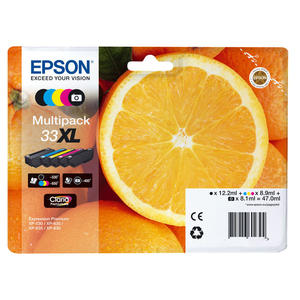EPSON Multipack 33 XL - thumb - MediaWorld.it