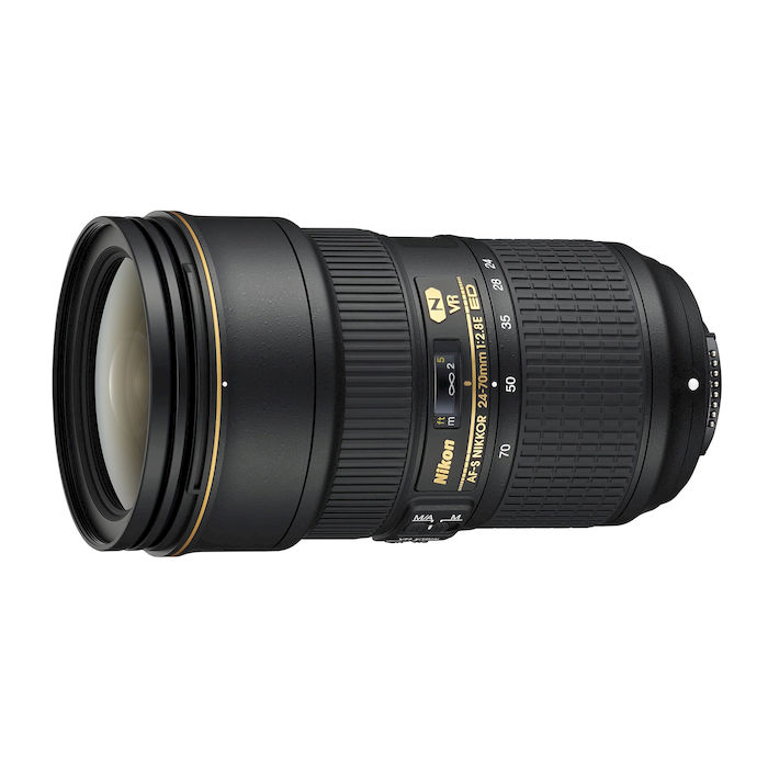 NIKON AF-S NIKKOR 24–70MM VR - thumb - MediaWorld.it