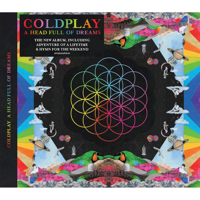 COLDPLAY - A Head Full Of Dreams - CD - thumb - MediaWorld.it