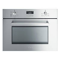 Forno microonde combinato SMEG SC445MCX1 su Mediaworld.it