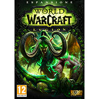 Giochi PC WORLD OF WARCRAFT: Legion - PC su Mediaworld.it