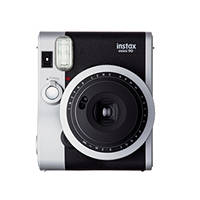 Instant camera FUJIFILM INSTAX MINI 90 BLACK su Mediaworld.it