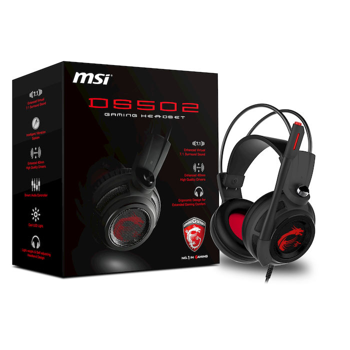 MSI DS502 GAMING HEADSET - PRMG GRADING OOBN - SCONTO 15,00% - thumb - MediaWorld.it