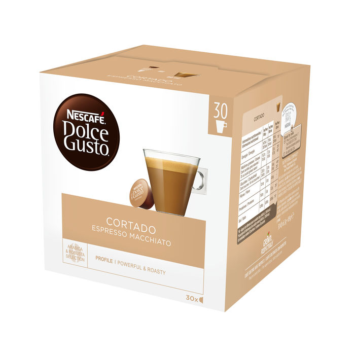 NESCAFE' Dolce Gusto Cortado Magnum - thumb - MediaWorld.it