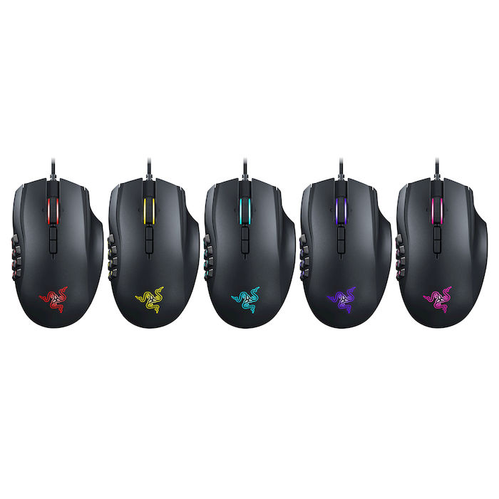 RAZER Naga Chroma Nero - PRMG GRADING KNBN - SCONTO 22,50% - thumb - MediaWorld.it