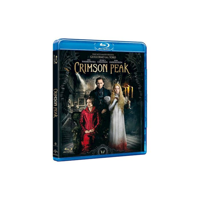 CRIMSON PEAK - Blu-Ray - thumb - MediaWorld.it