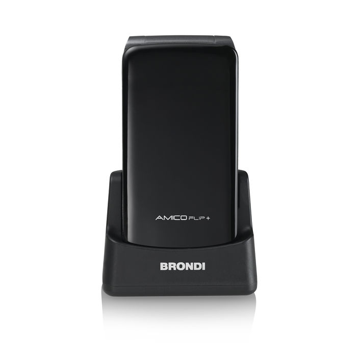 BRONDI Amico Flip + Black - thumb - MediaWorld.it