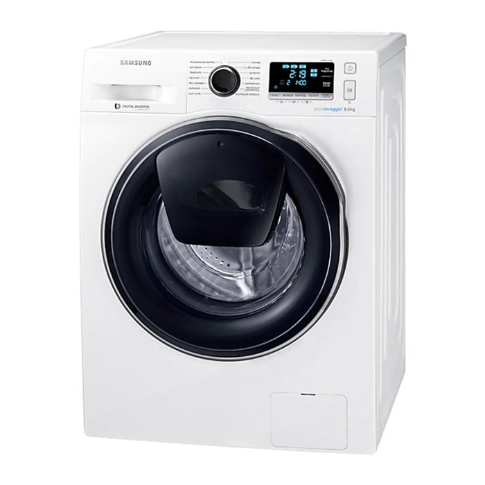 SAMSUNG AddWash WW80K6414QW - thumb - MediaWorld.it