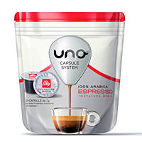 CAPSULE ILLY UNO SYSTEM ILLY Capsule Uno System Tostatura Normale su Mediaworld.it