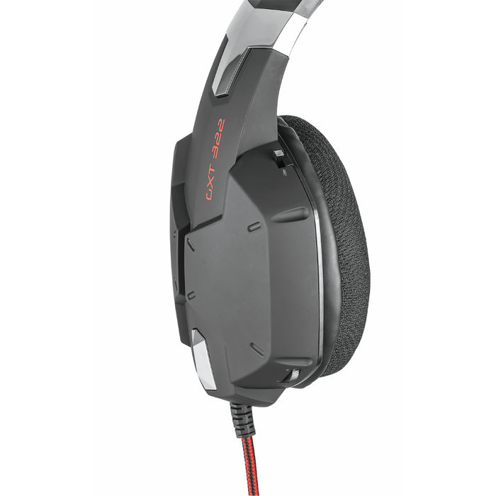 TRUST GXT 322 Carus Gaming Headset - black - PRMG GRADING KNBN - SCONTO 22,50% - thumb - MediaWorld.it