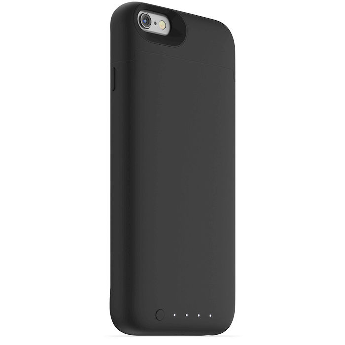 MOPHIE Battery Cover per iPhone 6/6S 1860 mAh black - PRMG GRADING OOBN - SCONTO 15,00% - thumb - MediaWorld.it