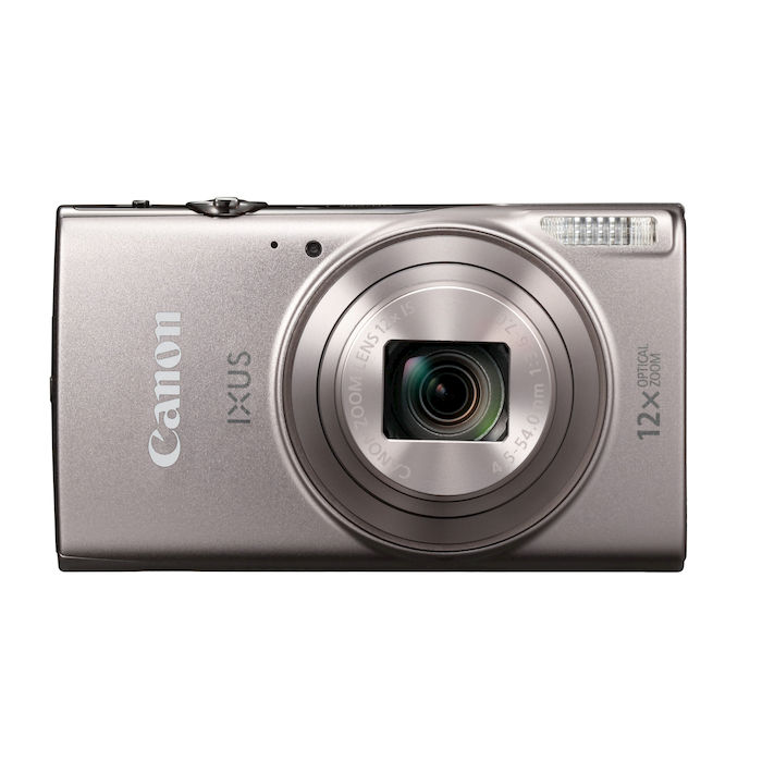 CANON IXUS 285 HS SILVER - thumb - MediaWorld.it