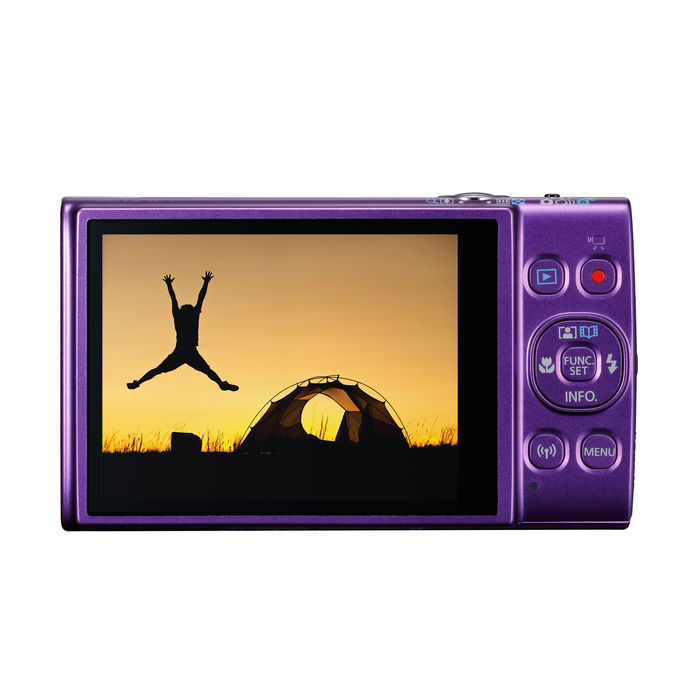 CANON IXUS 285 HS PURPLE - thumb - MediaWorld.it