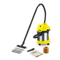 Bidoni KARCHER WD 3 Premium su Mediaworld.it