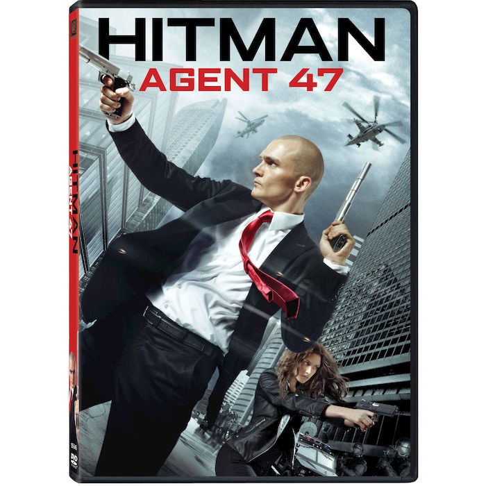 HITMAN - AGENT 47 - DVD - thumb - MediaWorld.it