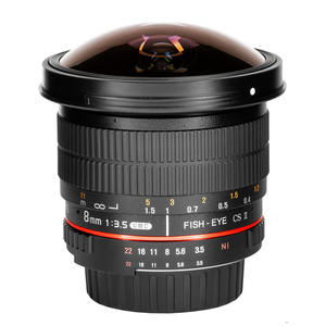 SAMYANG 8MM F3.5 SONY ALFA - MediaWorld.it