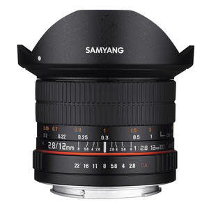 SAMYANG 12MM F2.8 NIKON - MediaWorld.it
