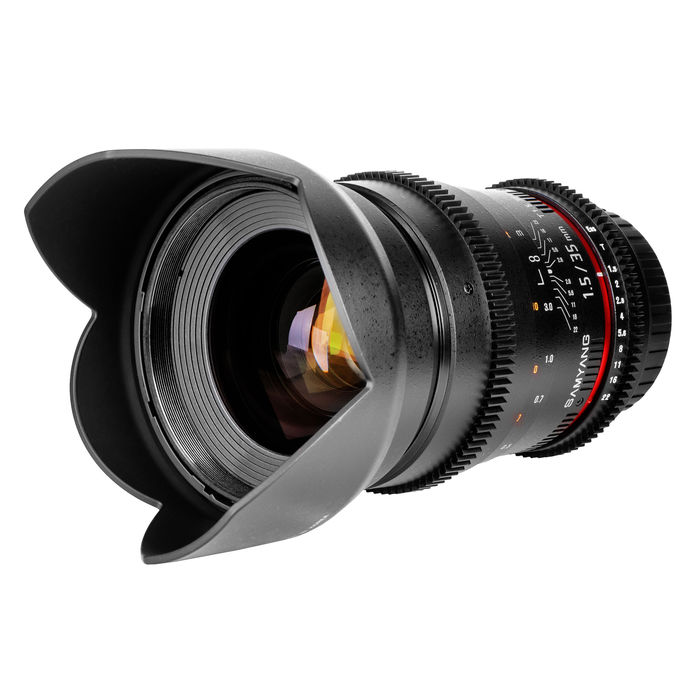 SAMYANG 35 MM T1.5 CANON - PRMG GRADING KNBN - SCONTO 22,50% - thumb - MediaWorld.it