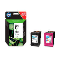 Cartuccia HP 301 Combo Pack su Mediaworld.it