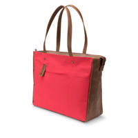 Borsa donna per notebook 14' HP Canvas Tote Red 14'' su Mediaworld.it