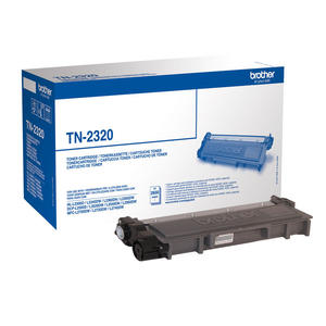 BROTHER Toner TN2320 Nero - MediaWorld.it