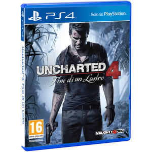 Uncharted 4 - PS4 - MediaWorld.it