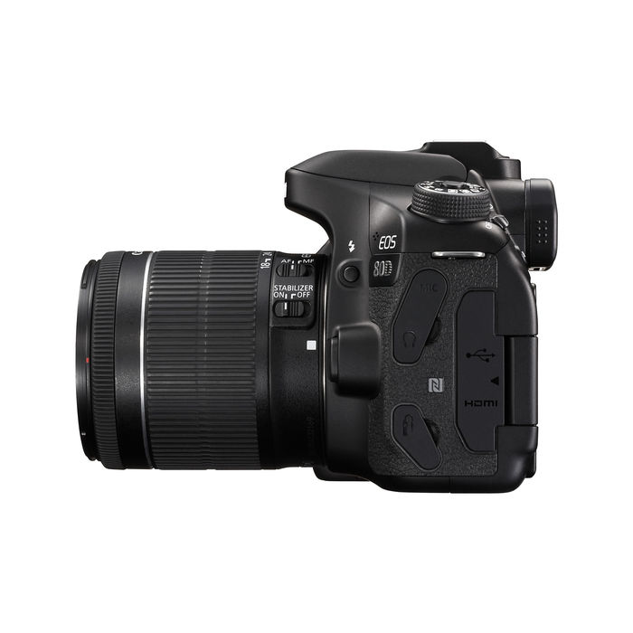 CANON EOS 80D - thumb - MediaWorld.it