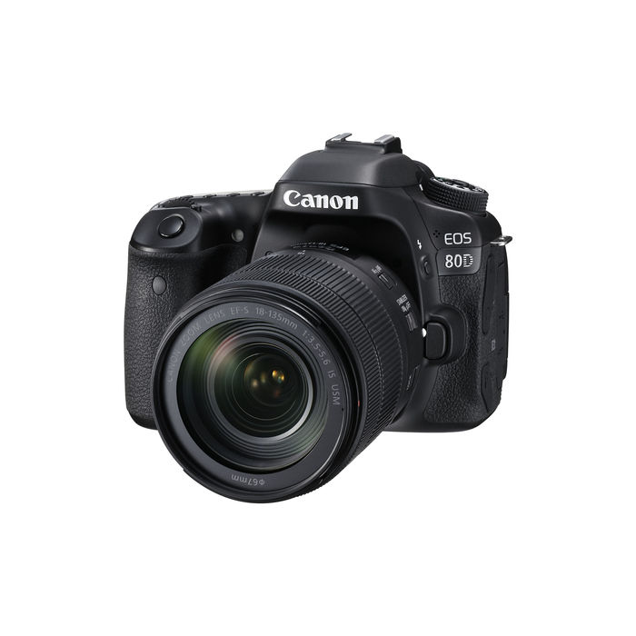 CANON EOS 80D 18-135 IS USM - thumb - MediaWorld.it