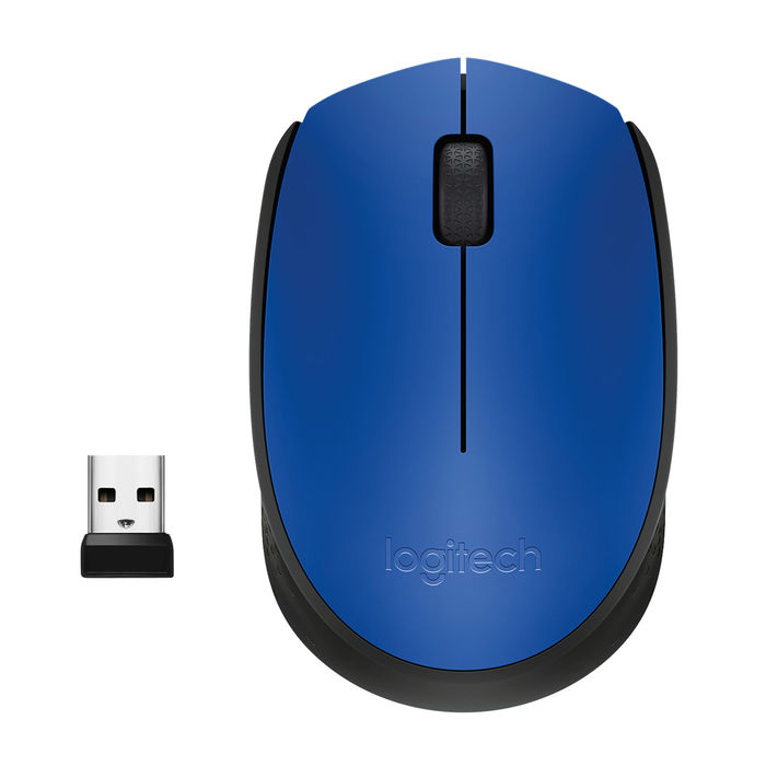 LOGITECH M171 Blu - thumb - MediaWorld.it