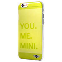 Cover per IPHONE 6/6S MINI COVER TRASP LIME GREEN IPHONE 6S/6 su Mediaworld.it