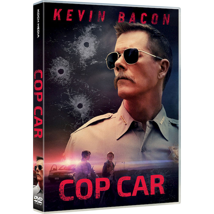 KOCH MEDIA Cop Car - DVD - thumb - MediaWorld.it