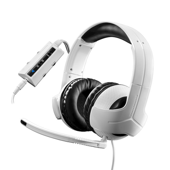 THRUSTMASTER Y300 CPX Headsets Bianco / Nero - PRMG GRADING OOBN - SCONTO 15,00% - thumb - MediaWorld.it