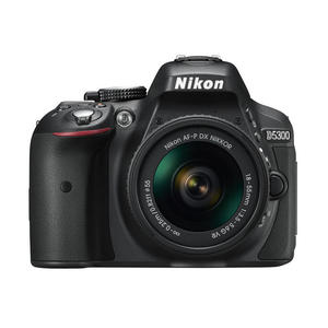 NIKON D5300 + 18-55 VR AF-P BLACK - MediaWorld.it