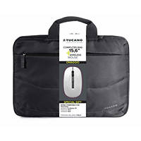 Borsa notebook fino a 15.6' TUCANO BUNDLE BAG+MOUSE WIRELESS su Mediaworld.it