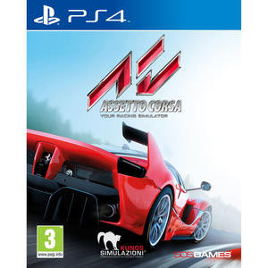 Assetto Corsa - PS4 - MediaWorld.it