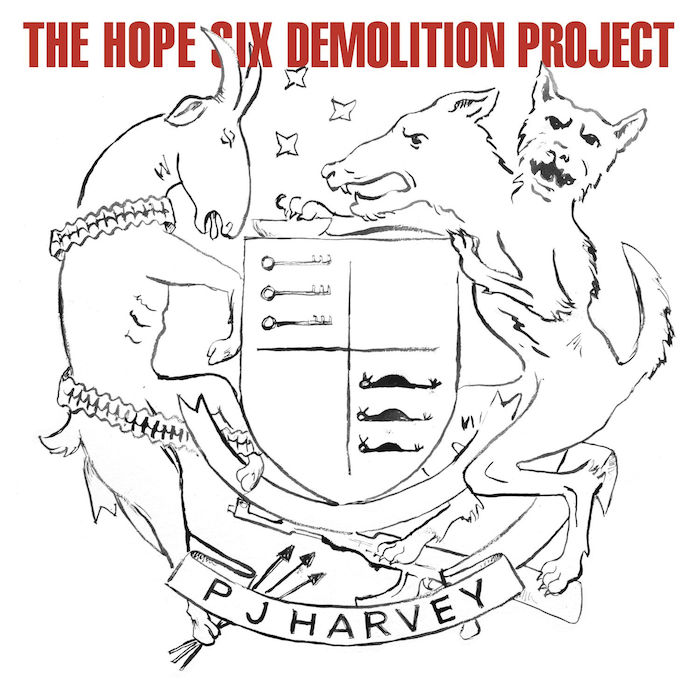 PJ Harvey - The Hope Six Demolition Project - thumb - MediaWorld.it