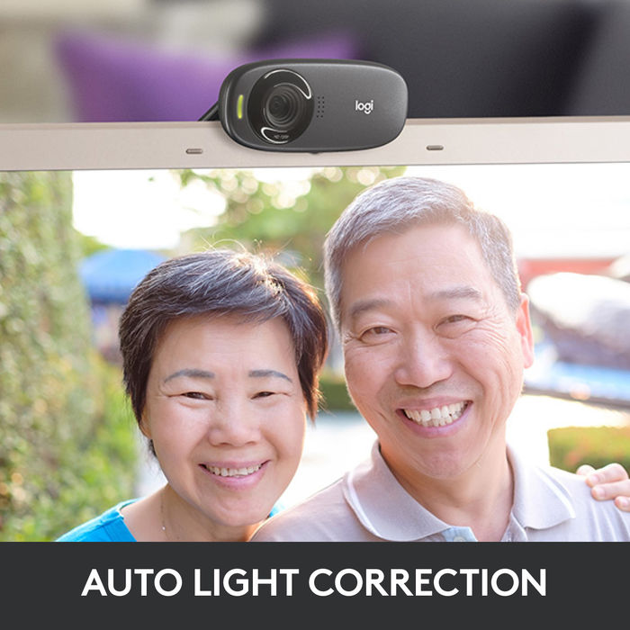 LOGITECH C310 HD - thumb - MediaWorld.it