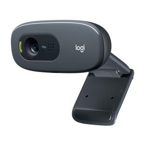 LOGITECH C270 HD Webcam - MediaWorld.it
