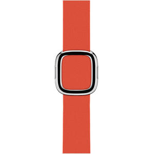 APPLE Cinturino Modern rosso (38 mm) - Large - MediaWorld.it