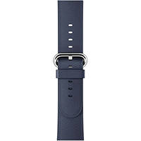 Cinturino Classic  per Apple Watch (38 mm.) APPLE Cinturino Classic blu notte (38 mm.) su Mediaworld.it