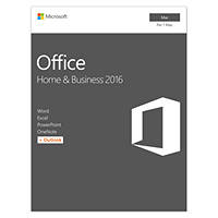 Software MICROSOFT Office Home & Business 2016 per Mac su Mediaworld.it